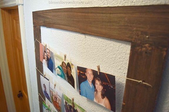Unique Ways to Display Photos 3