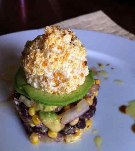 Gluten-Free Chipotle Frito Meringues