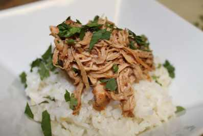 Rendang Pulled Pork