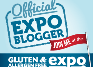 Gluten & Allergen Free Expo- Come Join Blinded by the Bite! this weekend in San Francisco!