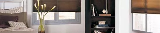 Vertical blinds and shades