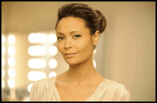 Beauty News: Thandie Newton-The New Face of Olay Total Effects