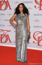 Stylist June Ambrose attends the 2012 CFDA Fashion Awards at Alice Tully Hall on June 4, 2012 in New York City 2
