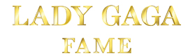 lada gaga fame logo
