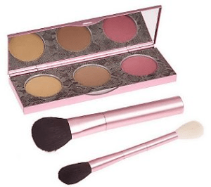 Mally Beauty Shimmer, Shape and Glow Face Defining System