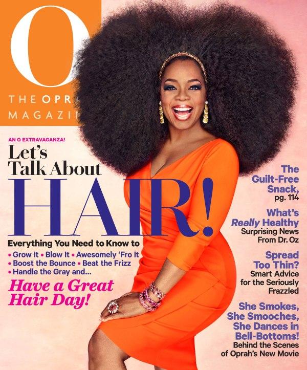 september 13 oprah cover afro
