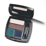 Avon Glow Teal Eyeshadow quad