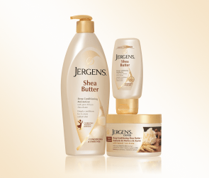 jergens shea products