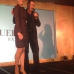 Guerlain look Nordstrom trends show
