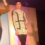 Smashbox model Nordstrom trend show