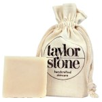 Taylor Stone Oatmeal and Honey soap  available at trymbl.com