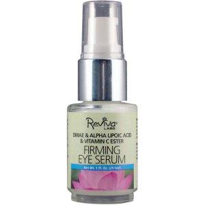 Reviva Labs Firming Eye Serum with Alpha Lipoic Acid, Vitamin C Ester & DMAE serum