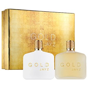 jay z gold gift set