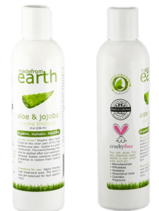 made from earth Aloe & Jojoba Creme Therapy