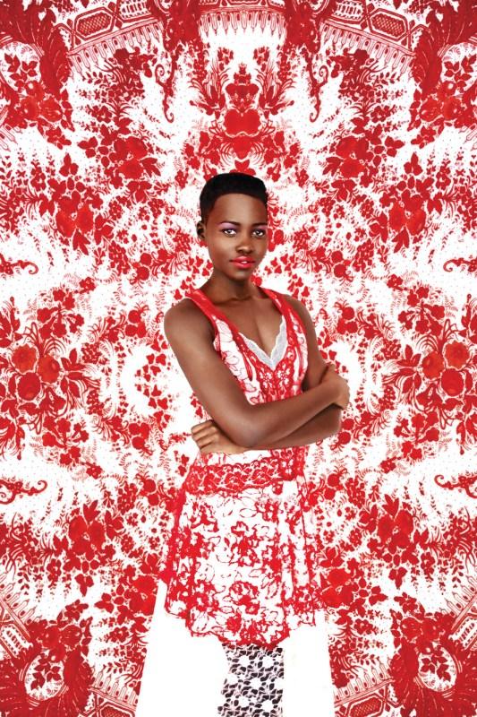 Dress by Stella McCartney. Photo: Erik Madigan Heck
