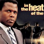 Sydney Poitier in The Heat of the Night