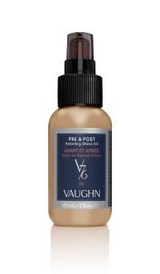 V 76 shave oil