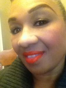 IMAN Luxury Moisturizing Lipstick, Hot