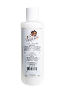 Product Review—Hair:  My Honey Child Coconut Hair Milk