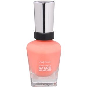 Sally Hansen Complete Salon Manicure Nail Polish, Peach of Cake