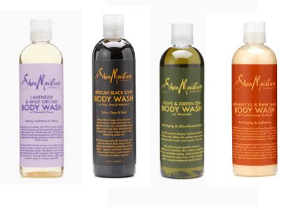 sheamoisture giveaway body wash