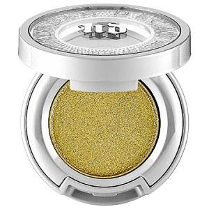 URBAN DECAY Moondust Eyeshadow Stargazer - metallic lime-gold with gold 3-D sparkle