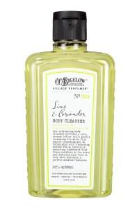 C.O. Bigelow Village Perfumer Body Cleanser - Lime & Coriander