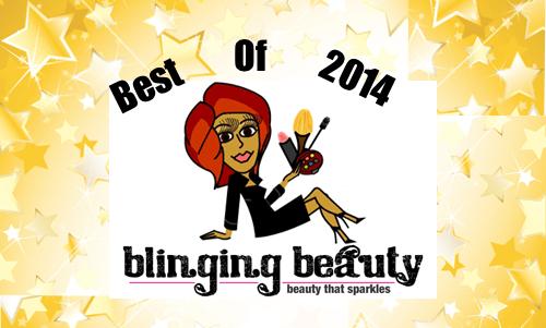 best of 2014 blinging beauty logo