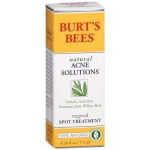 Burt's Bees Natural Acne Solutions Spot Treatment for Blemishes