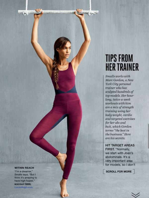 Joan-Smalls-Covers-Self-Magazine-October-2014-by-Patrick-Demarchelier-4