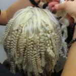 MIZANI for Victor dE Souza_Hair Technique Step2