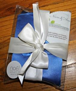 Neero--Ana-Signature-Pillowcase-Cobalt Blue