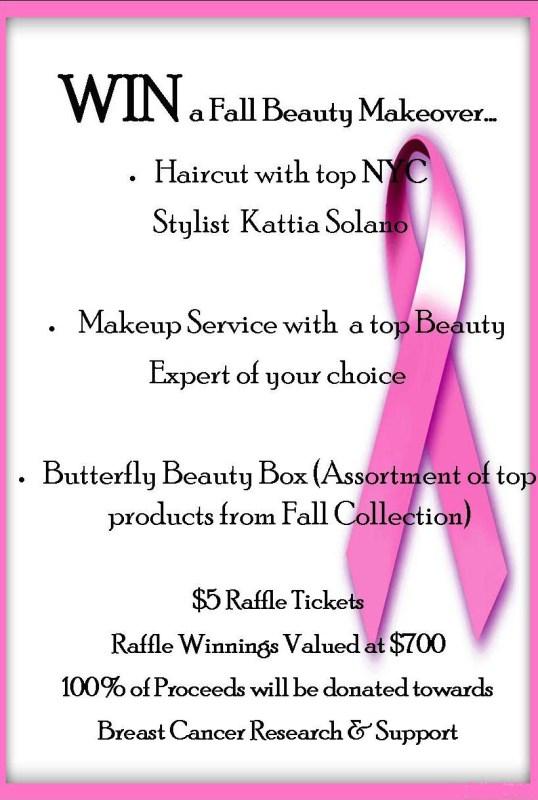 breast cancer raffle
