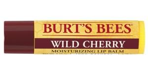 Burt's Bees Wild Cherry