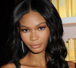 Chanel Iman Nude lipgloss