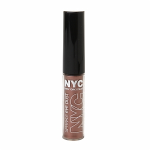 NYC Sparkle Eye Dust Bronze Shimmer