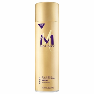 Motions at Home Oil Sheen & Conditioning Spray