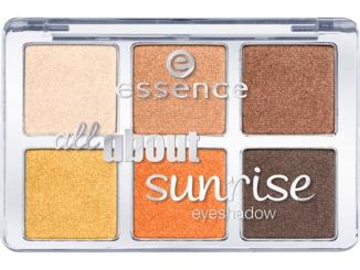 essence sunrise eyeshadow