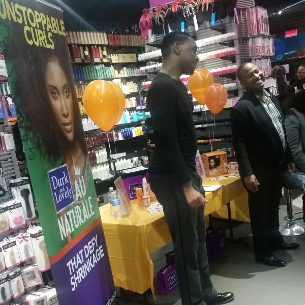 Ricky's NYC & Dark and Lovely Au Naturale Event