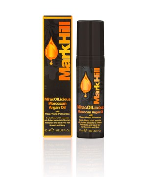 Mark Hill MiracOILicious Moroccan Argan Oil