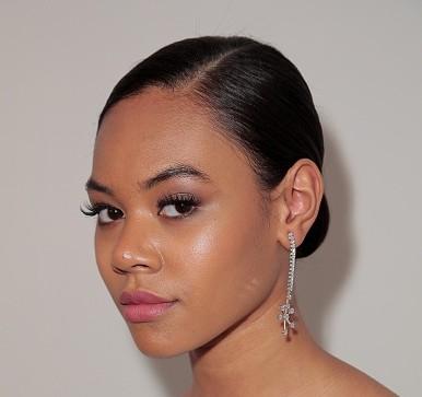 pamella roland bridal makeup april 2015