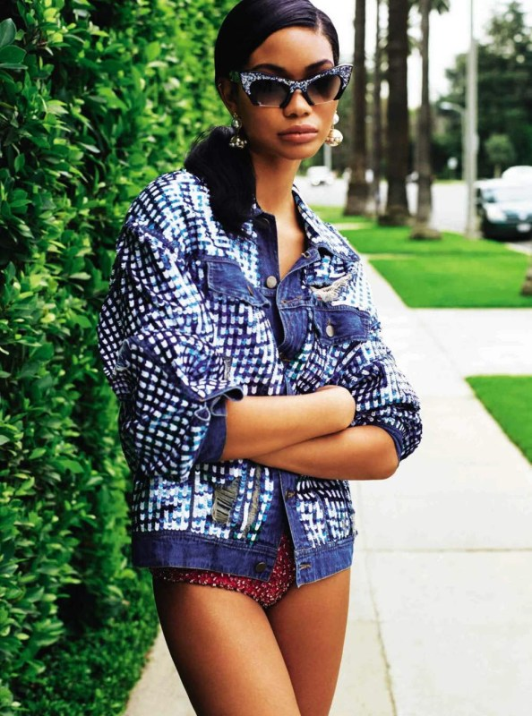 chanel-iman-glamour-spain-7