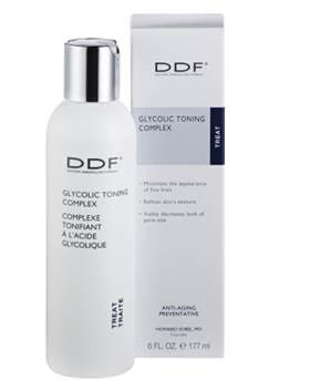 DDF Glycolic Toning Complex