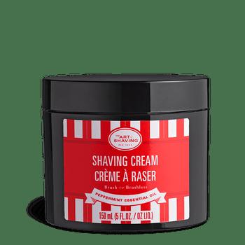 The Art of Shaving Peppermint Shave Cream