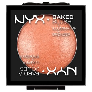 nyx baked blush ignite