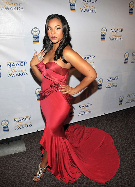 Ashanti NAACP Theater Awards, August 30, 2010 Los Angeles, Getty Images