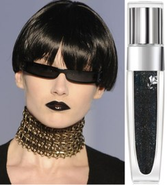 Yves Saint Laurent Runway Trend Dark Lips