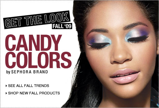 Candy Colors -- photo courtesy of Sephora.com