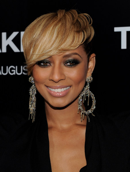 Keri Hilson at Takers premier August 4, 2010 Hollywood Getty Images