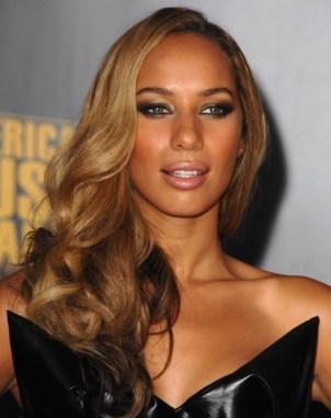 Leona Lewis 2009 AMA's Getty Images